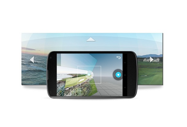 Android 4.2 Photo Sphere Camera