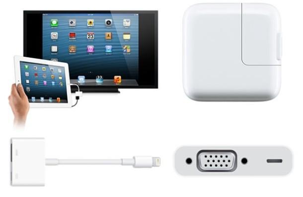 Apple Lightning Adapters