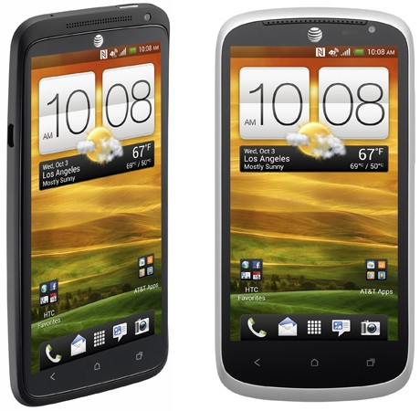 HTC One X+ and HTC One VX