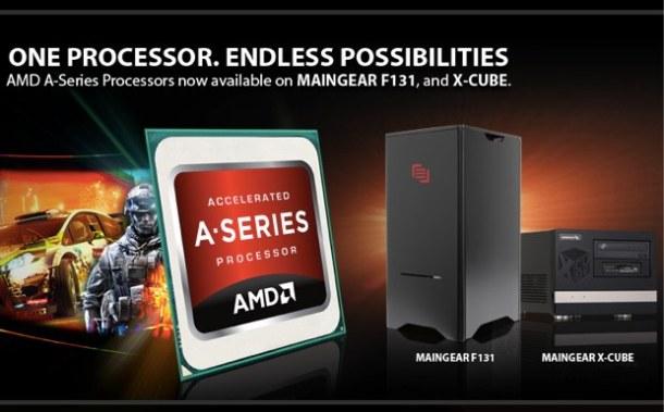 Manigear F131 and Manigear X-Cube Desktop PCs