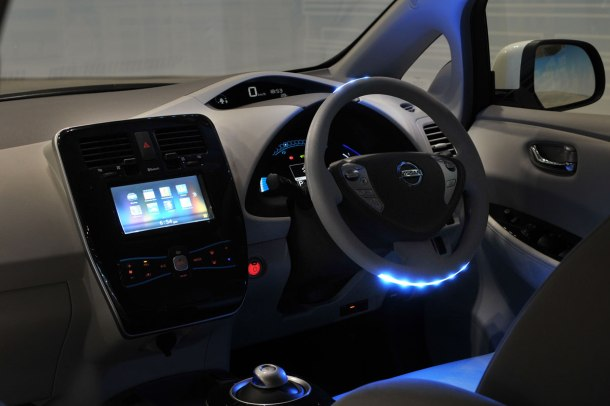 Nissan NSC-2015 Interior