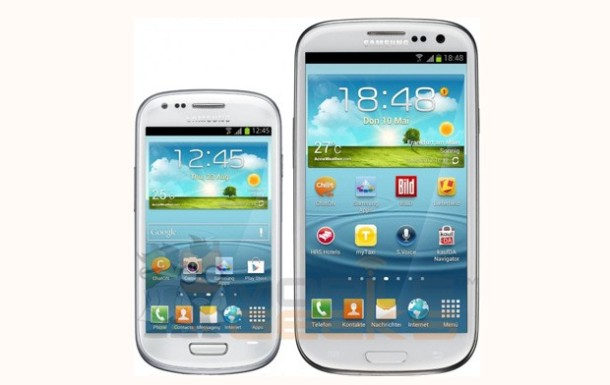 Samsung Galaxy S 3 Mini
