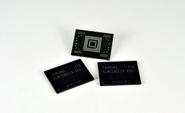 Samsung NAND Flash