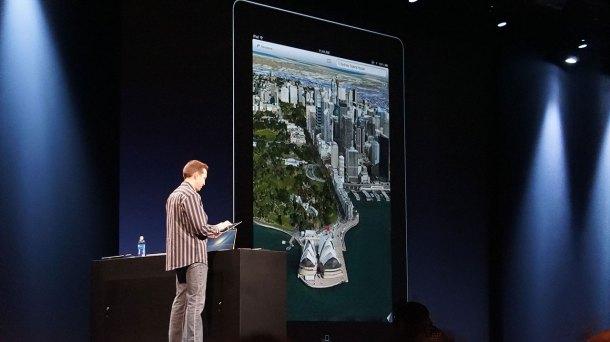 Scott Forstall Maps WWDC 2012