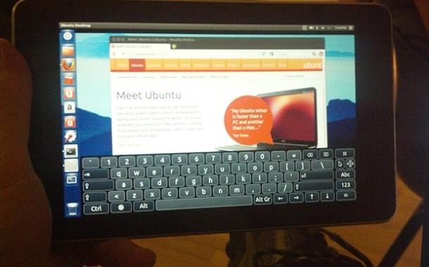 Ubuntu Desktop Installer for Nexus 7