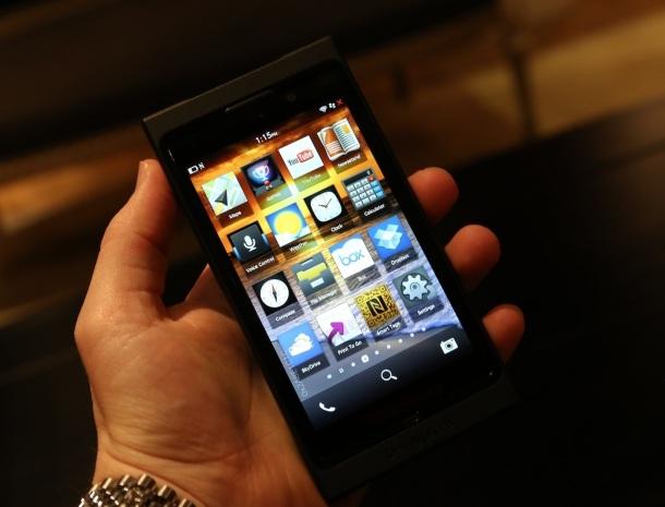 BlackBerry 10 Dev Alpha B