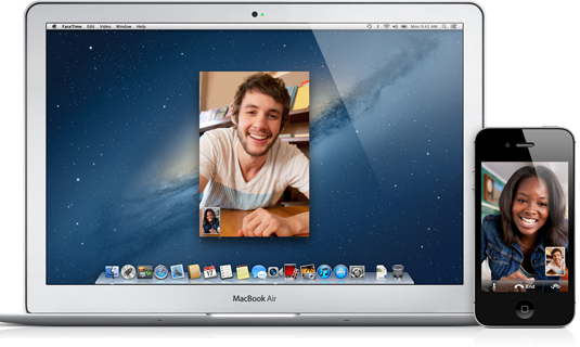 FaceTime Mac and iPhone