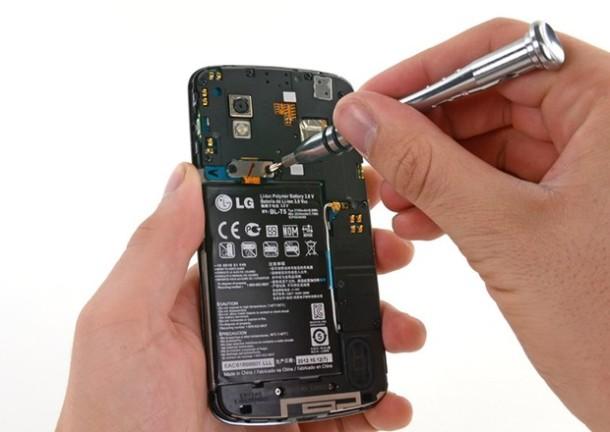 iFixit Google Nexus 4 Teardown
