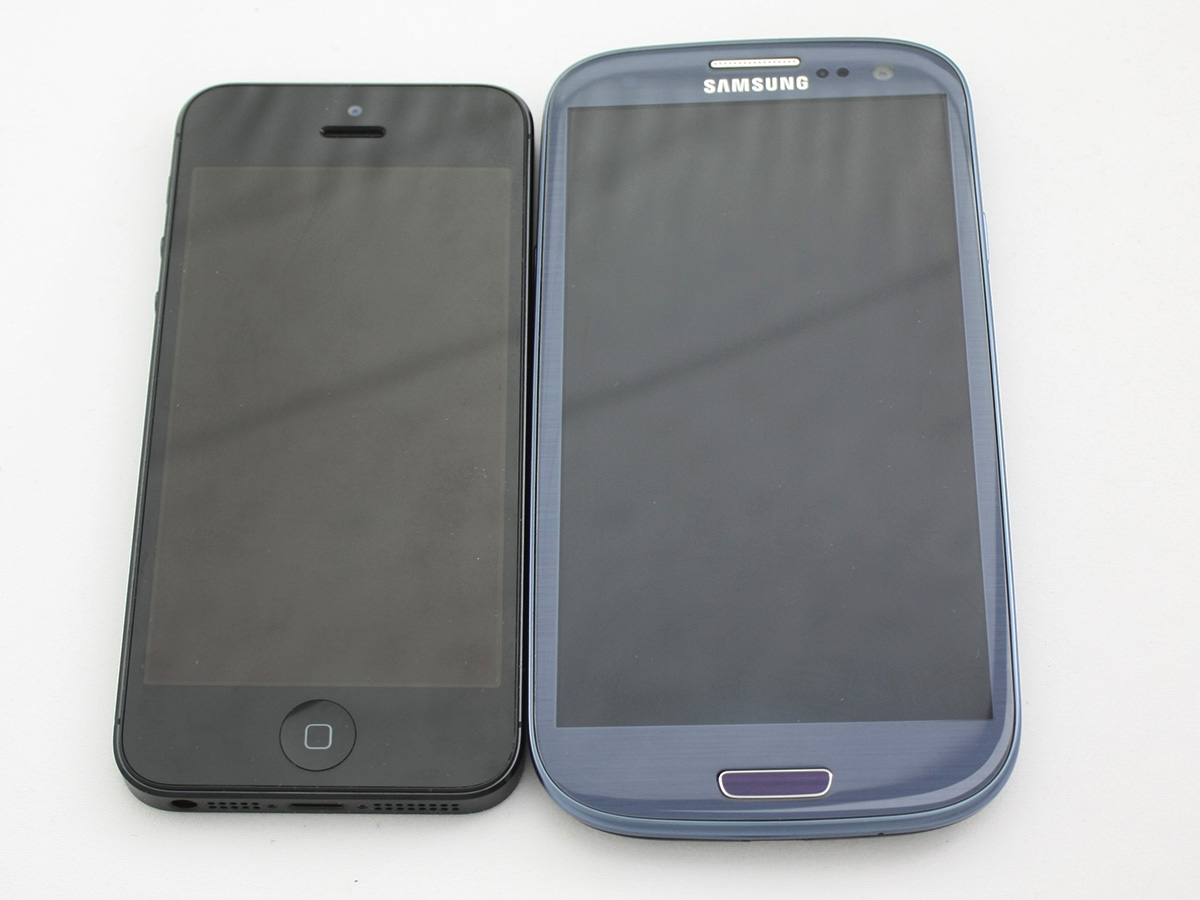 Samsung Galaxy Iii Iphone All About