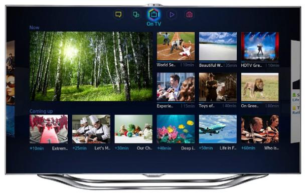 Samsung new Smart Hub UI