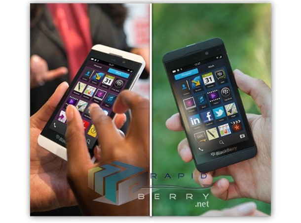 BlackBerry 10 Leaked Promo Images