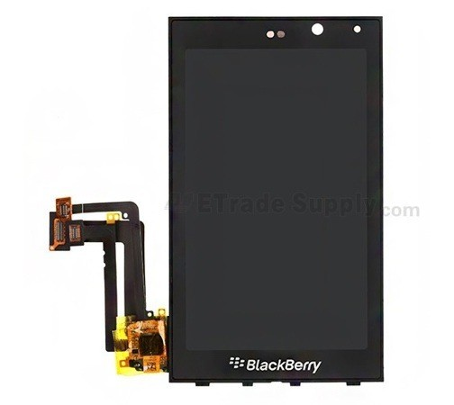 Blackberry Z10 LCD Leak