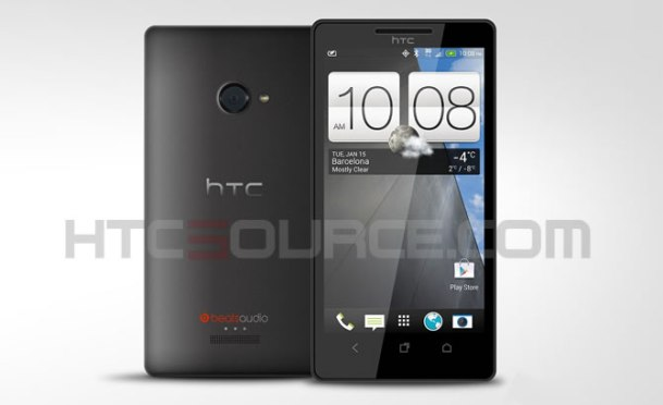 HTC M7 High Res Render Leak