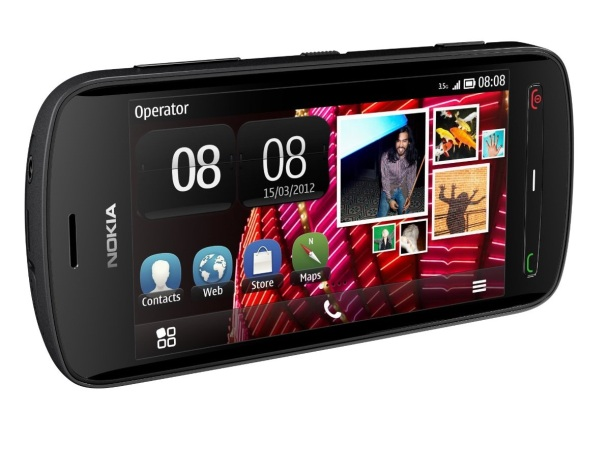 Nokia 808 PureView Front