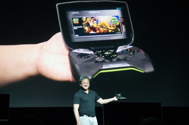 NVIDiA CES 2013 Project Shield