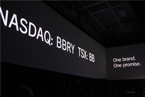 RIM rebranded as Blackberry