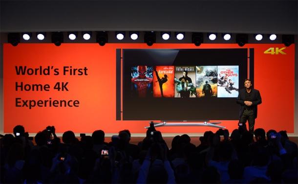 Sony 4K CES 2013