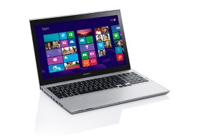 Sony announces touch-enabled VAIO T15 Ultrabook with touch, new touch-enabled VAIO T14