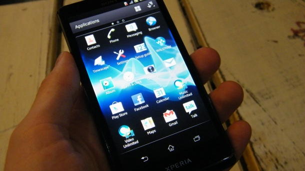 Sony Xperia T Hands On