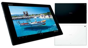 Sony's Xperia Tablet Z announced: 1.5GHz quad-core, 10.1-inch 1,920 x 1,200 screen and 6.9mmthickness