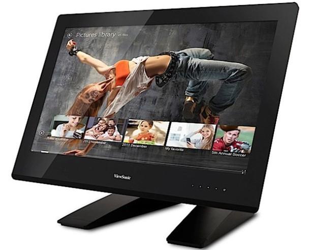ViewSonic Windows 8 touchscreen display
