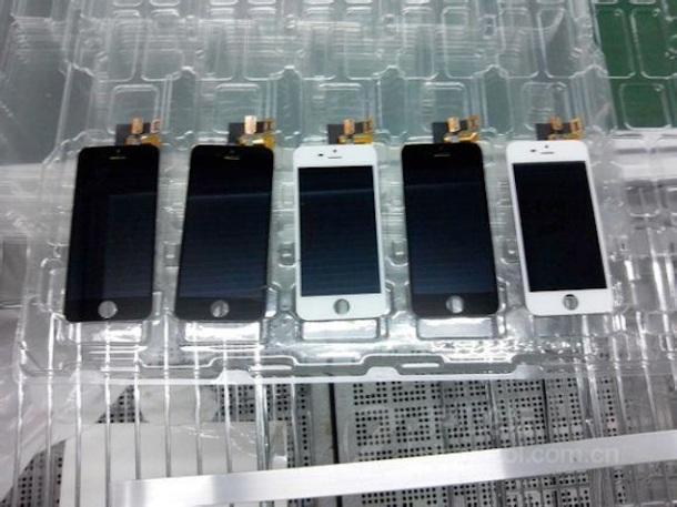 iPhone 5S Factory Leak