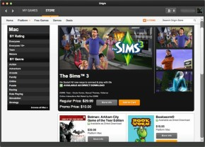 EA releases Origin for Mac, gains more gamer audience