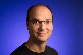 Andy Rubin : Android was aimed at powering 'Smart Cameras', glad he reconsidered