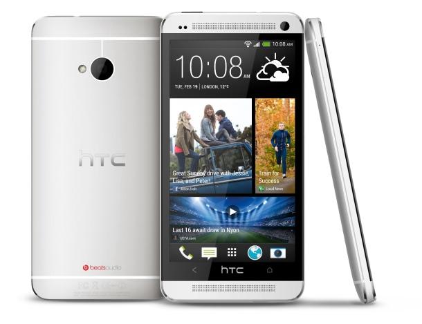 HTC One Press Shot