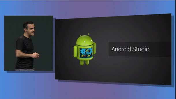 Google IO 2013 Android Studio