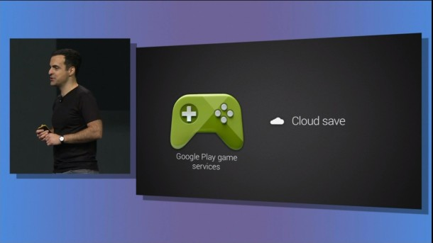 Google IO 2013 Google Play Game Services