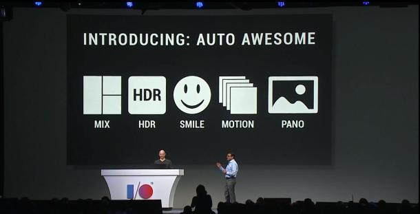 Google IO 2013 Google Plus Photo Editing New Features