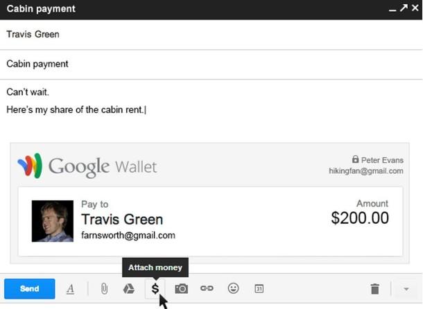 Google IO 2013 Google Wallet New Features