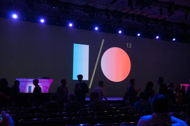 Google IO 2013 Stage