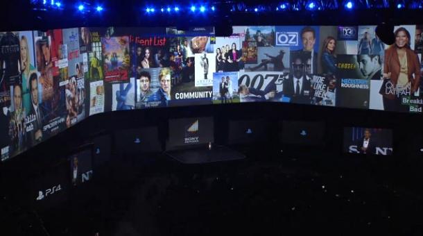 PS4 Games E3