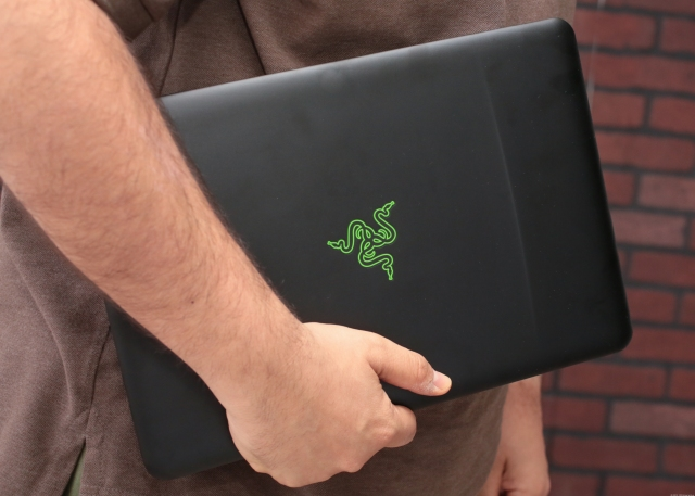 Razer Blade 14 Inch Hands On