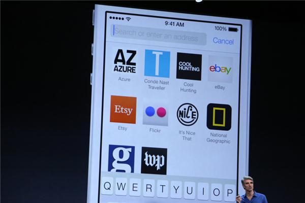 Safari for iOS7