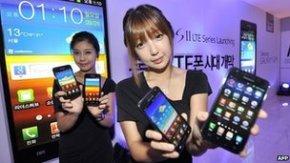 Tech giants sue Samsung andGoogle